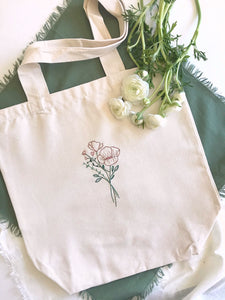 Tote bag collection ❞ Spring bouquet