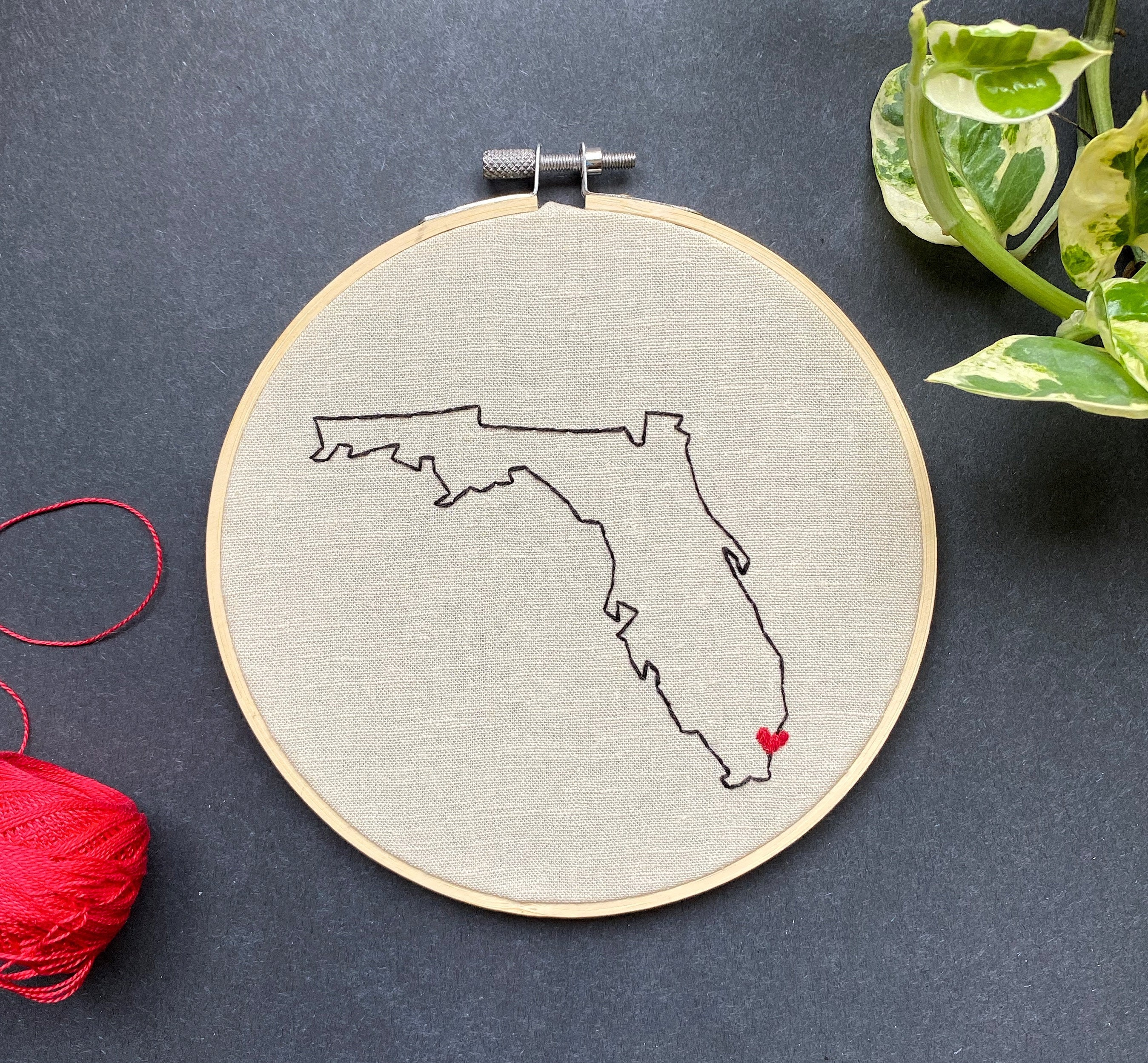 U.S states hoop collection ❞Florida, Miami