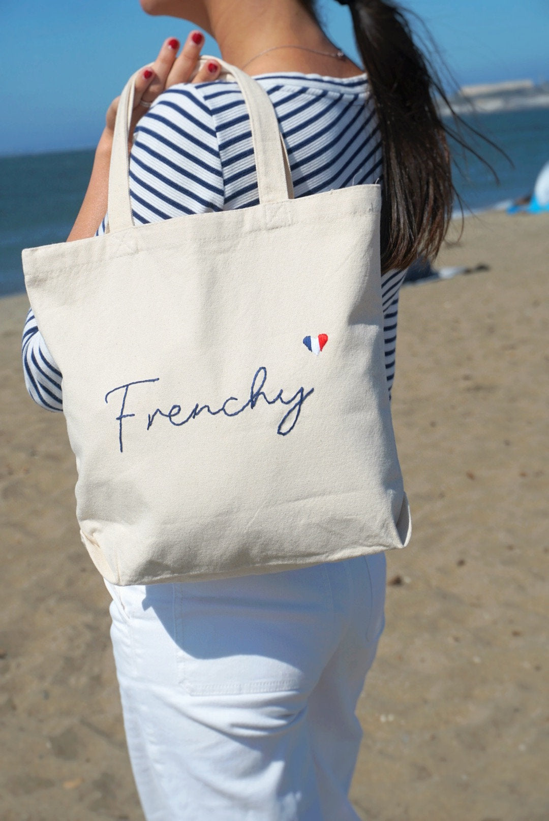 Small Tote bag collection ❞ Frenchy