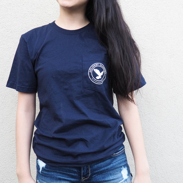 Aglionby Academy Pocket Tee