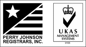 Certification of Perry Johnson