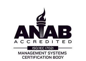 ANAB Accredited, Management Systems Certification Body