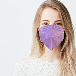 M95i (N95 KN95 KF94) Face Mask Purple