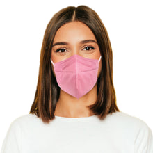 Load image into Gallery viewer, Woman in M95c pink mask