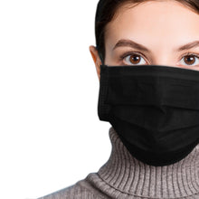 Load image into Gallery viewer, Woman in black mask