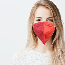 Load image into Gallery viewer, M95i (N95 KN95 KF94) Face Mask Red