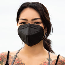 Load image into Gallery viewer, Made in USA, Adult 5-Layer M95i Travel Face Mask with Ultra High Filtration (5 Pack)