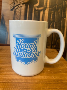 Hough Bakeries Mug by Foundry Woodprints