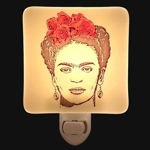 Frida Kahlo Night Light by Hunky Dory Studio