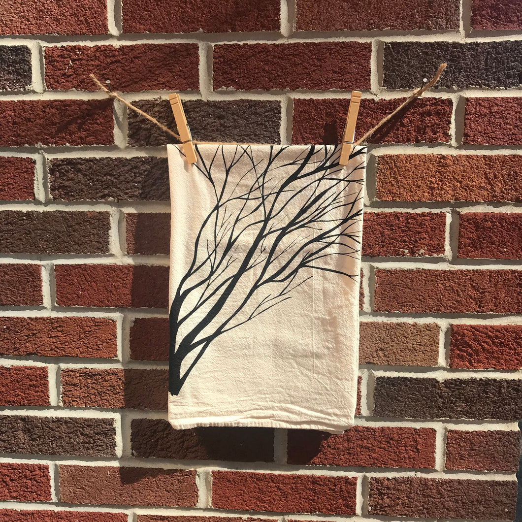 Branches Tea Towel