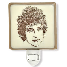 Load image into Gallery viewer, Bob Dylan NIght Light by Hunky Dory Studio