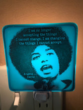 Load image into Gallery viewer, Angela Davis Night Light by Hunky Dory Studio