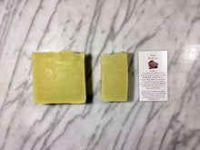 Load image into Gallery viewer, Barr's Bars Citrus Soap Half Bar