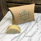 Barr's Bars Shaving Soap Half Bar