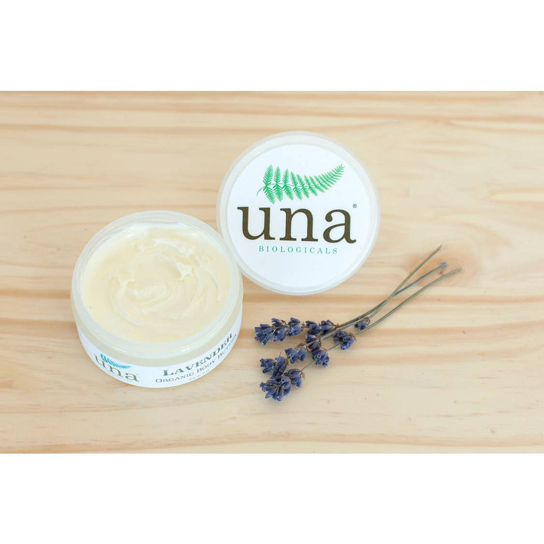 Una Lavender Body Butter (Hand Cream) 2oz