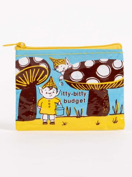 Itty-Bitty Budget Coin Purse