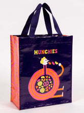 Load image into Gallery viewer, Munchies Handy Tote