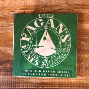 Fagan's Coaster by Foundry Woodprints