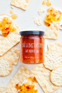 The Home Pantry Hot Pepper Jam