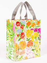 Load image into Gallery viewer, Flower Garden Handy Tote