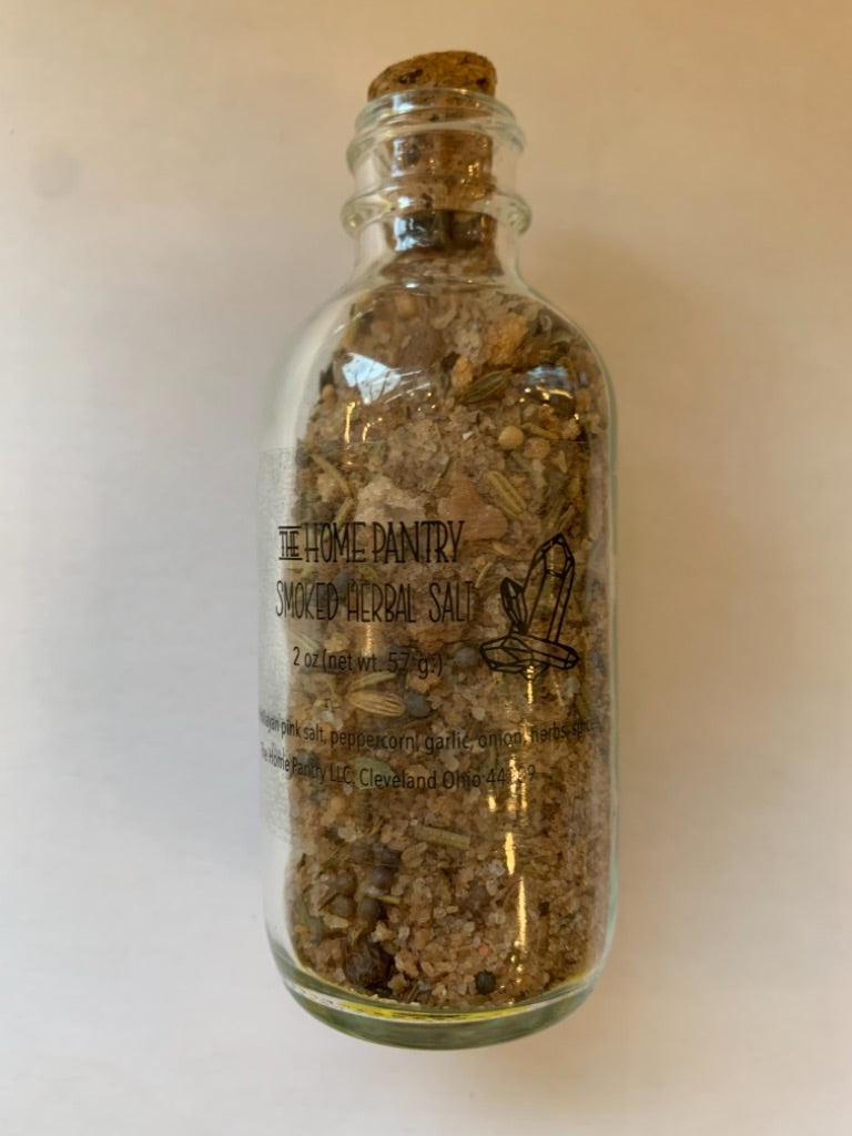 The Home Pantry Smoked Herbal Salt Blend