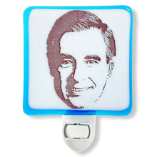 Load image into Gallery viewer, Mister Rogers Night Light by Hunky Dory Studio