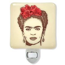 Load image into Gallery viewer, Frida Kahlo Night Light by Hunky Dory Studio