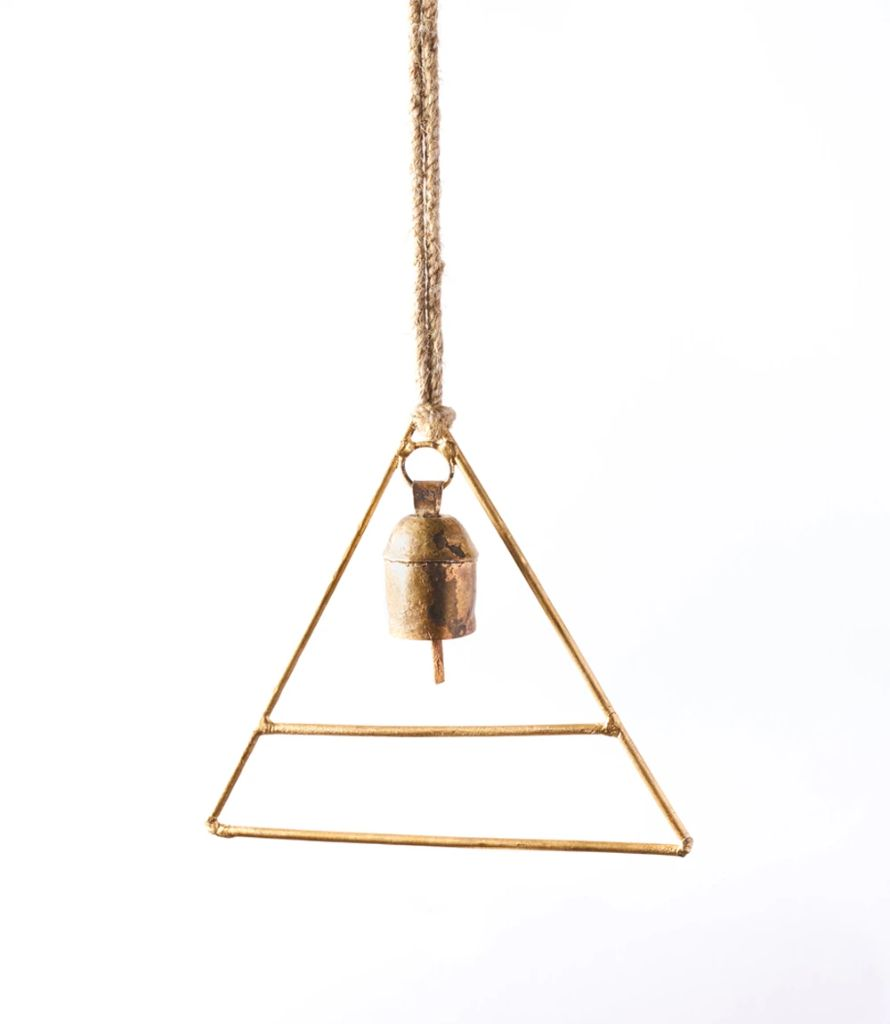 Air Element Bell Chime - Triangle