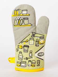 DROPPIN' A RECIPE ON YOUR ASS OVEN MITT