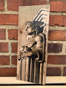 Guardian Woodprint by Foundry Woodprints (IN STORE OR CURBSIDE PICK UP ONLY)