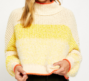 SUNBRITE SWEATER