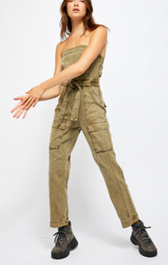 GO WEST UTILITY JUMPSUIT