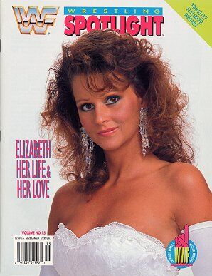 Spotlight Magazine vol.15 Miss Elizabeth
