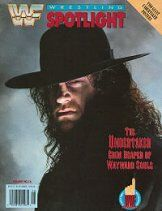 Spotlight Magazine vol.16 The Undertaker