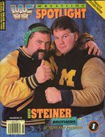 Spotlight Magazine vol.23 Steiner Brothers
