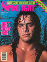 Spotlight Magazine vol.5 Bret Hart