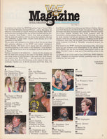 WWF Magazine December/January 1984/85 Sgt. Slaughter