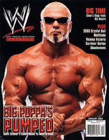 WWE Magazine January 2003 Scott Steiner