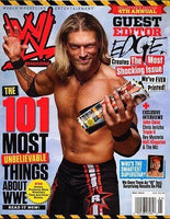 WWE Magazine May 2010 Edge