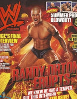 WWE Magazine June 2011 Randy Orton