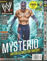 WWE Magazine September 2012 Rey Mysterio