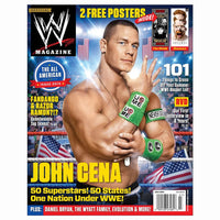 WWE Magazine July 2014