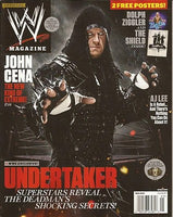 WWE Magazine May 2013 The Undertaker
