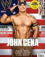 WWE Magazine July 2013