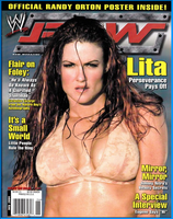 WWE Raw Magazine July 2004
