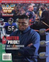 WWF Magazine April 1995 Bam Bam Bigelow