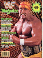 WWF Magazine March 1990 Hulk Hogan