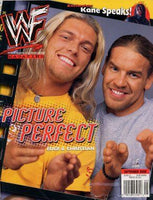 WWF Magazine September 2000 Edge & Christian