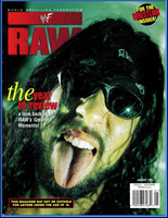 WWF Raw Magazine January 1999