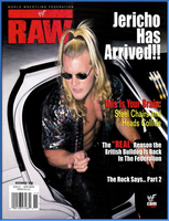 WWF Raw Magazine November 1999